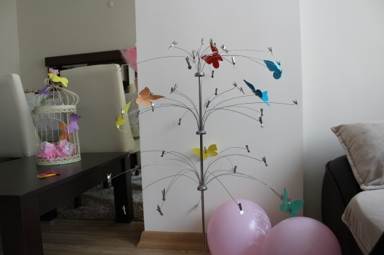 baby shower dilek ağacı
