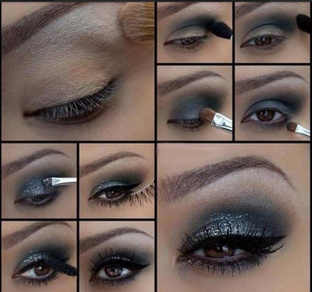 Fotoğraflarda Etkileyici Gözler İçin Makyaj Teknikleri