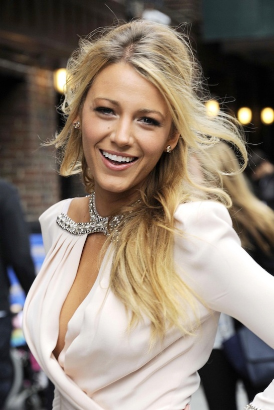 Blake-Lively-Style-David-Letterman-Savages
