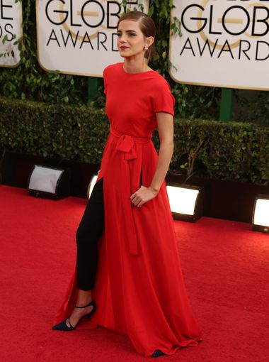 Emma Watson_golden_globe_2014