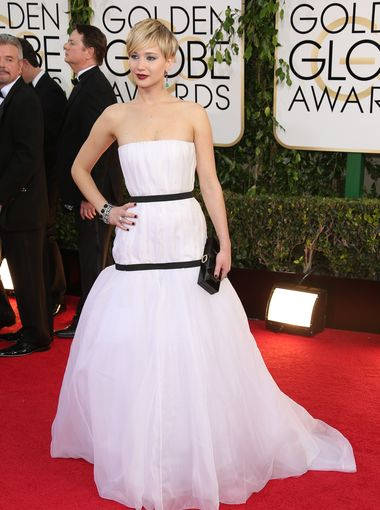 Jennifer Lawrence_golden_globe_2014_Dior