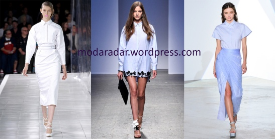 shirt dresses fashion trends